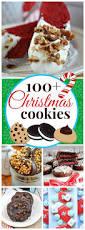 100 christmas cookies something swanky