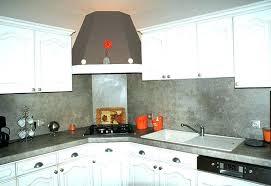 cuisine repeinte en gris comment moderniser une cuisine en chene comment moderniser une