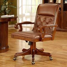 Tan Leather Office Chair Brookhaven Leather Office Chair Sam U0027s Club