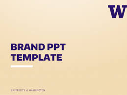 latex templates for ppt templates uw brand