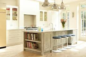 kitchen island with shelves open kitchen island kitchen island with open dishes storage open