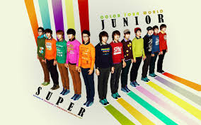 super colorful super junior color your world by chibimisao on deviantart