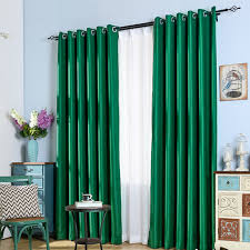 Curtains For Dressing Room Modern Damask Contemporary Green Fiber Dressing Room Curtains