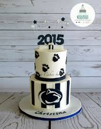 penn state graduation cake creative cakes by robyn pinterest