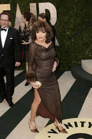 Pay Vanity Fair Joan Collins On Gender Pay Inequality