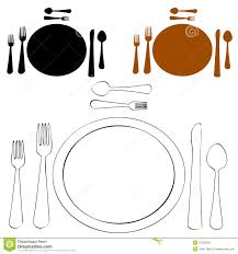 Formal Dinner Place Setting Formal Place Setting Stock Photography Image 15520532