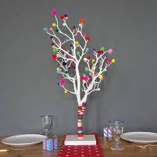 Pom Pom Decorations Pom Pom Christmas Tree By Chi Chi Moi Notonthehighstreet Com