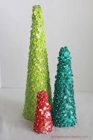 Christmas Tree Decorations To Make Out Of Paper 290 Best Christmas Ornaments Decorations Images On Pinterest
