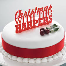 personalised christmas cake topper products wouldn u0027t and cake