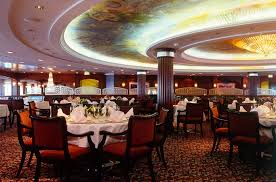 Dining On Crystal Cruises Serenity Our Experience The Roaming - Crystal dining room