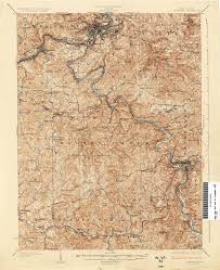 Wv Map West Virginia Historical Topographic Maps Perry Castañeda Map