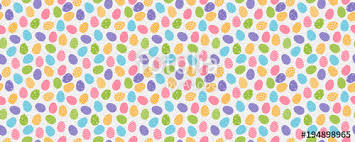 easter wrapping paper design of easter wrapping paper with colorful eggs seamless