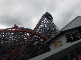 Six Flags Agawam Parkscope 100 Roller Coasters For 2017 A Year In Review