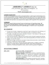 resume exles objective general purpose financial reports resume sles objective