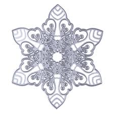 online get cheap snowflakes stencils aliexpress com alibaba group