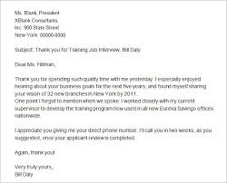 thank you letter for employment offer the letter sample