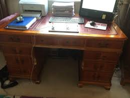 advice on painting an old desk black