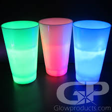 glow in the cups glowing party cups led glow cup glowproducts