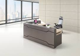 Gray Reception Desk Curved Reception Desk Curved Reception Desk Suppliers And