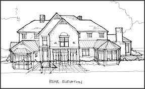 home design drawing simple architecture house design sketch trend small room furniture