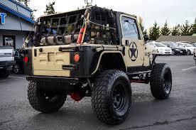 jeep 2004 lifted 2004 jeep wrangler rubicon 4x4 northwest motorsport
