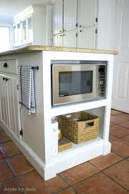 built in kitchen island microwave built in kitchen island oven inside subscribed me