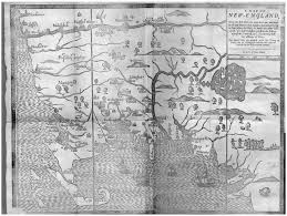 Boston Map 1770 by Primary Source Illustrations From Usa History Compliments Of