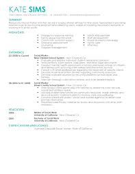 functional resume for students exles of a response create functional resume sle social worker work resume exles