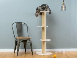ls that look like trees sisal cat tree ozzy white worldwide shipping modern cat