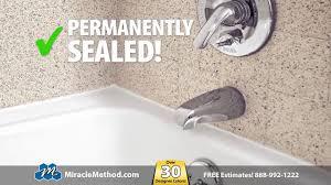 Miracle Method Bathtub Bathtub Refinishing Miracle Method Makes Your Ugly Tub U0026 Shower