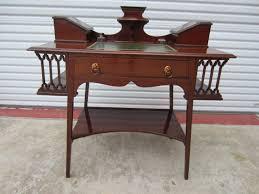 Antique Secretary Desk With Bookcase by Antique Drop Front Desk Hinge Decorative Desk Decoration