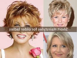 short hairstyles older women short haircuts for older women women