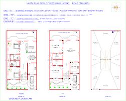 Home Design For Plot by 30 60 House Map Joy Studio Design Gallery Best Design