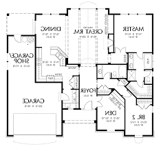 cabin blueprints floor plans house interior architecture design bedroom chic free plan