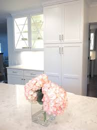 Transitional Kitchen Ideas White Kitchen Shaker Cabinets Quartz Countertops Lg Minuet