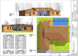 modele maison plain pied 4 chambres meilleur de maison plain pied 4 chambres élégant design à la