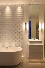 how to get the lighting right the bathroom mad about the house