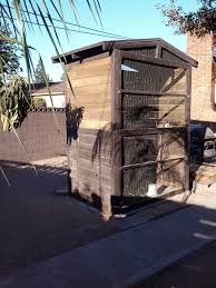 bird cage built from an old fence youtube