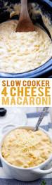 slow cooker 4 cheese macaroni creme de la crumb best of