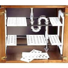under sink storage kitchen under sink pull out storage ideas under