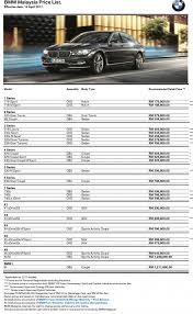 bmw car price in malaysia bmw malaysia drops 10 models variants from local line up