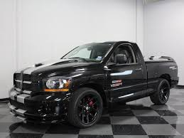 dodge ram srt 10 brilliant black 2006 dodge ram srt 10 for sale mcg