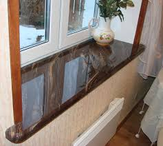 How To Replace A Window Sill Interior Window Designs Modern Interior Window Sill Materials And