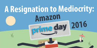 amazon black friday disappointing a resignation to mediocrity amazon prime day 2016 capterra blog