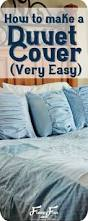 Grobag Zip Duvet Awesome Step By Step Tutorial To Make Your Own Duvet Cover Even If