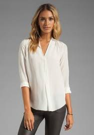 silk blouses the go with everything signature white blouse dress up