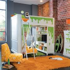 unique kids bedrooms space saving bedroom ideas for teenagers bunk bed with entertainment centre idea under the bed unique bunk beds for kids bedroom