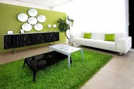 wohnideen farbe grn frische farben im wohnzimmer 20 ideen in grün und weiß