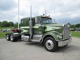 kenworth k series actual bj and the bear kw u0027s