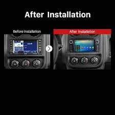 2007 2008 2009 2010 jeep wrangler unlimited android 7 1 radio gps